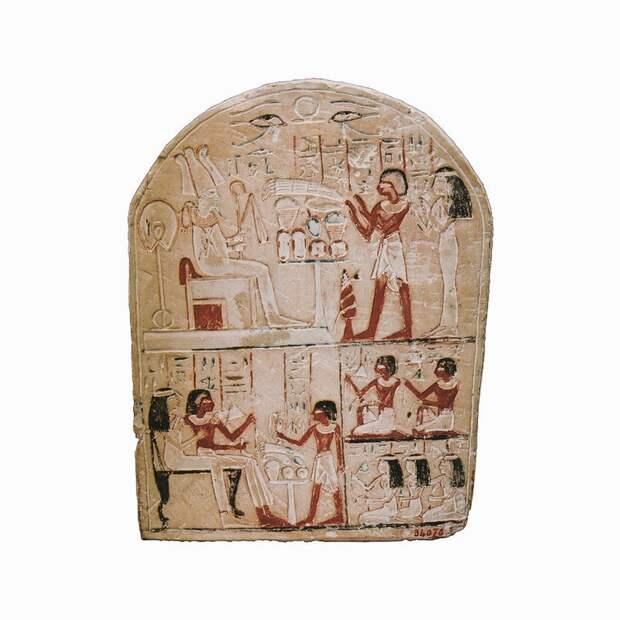 Стелы Древнего Египта