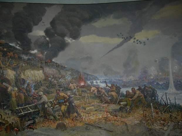 Река Молочная – кровавые берега: как пала неприступная «линия Вотан»