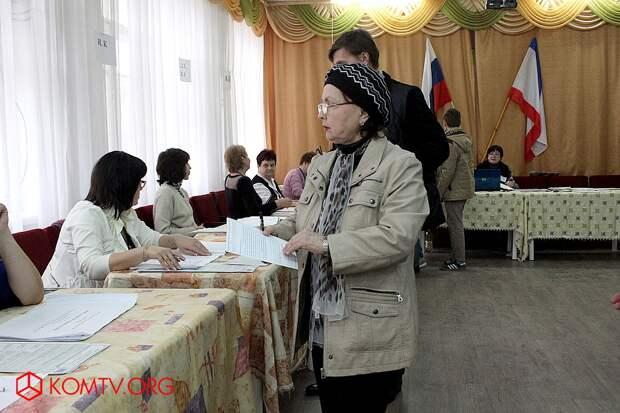 Избирательный участок №441 (санаторная школа-интернат) 2222