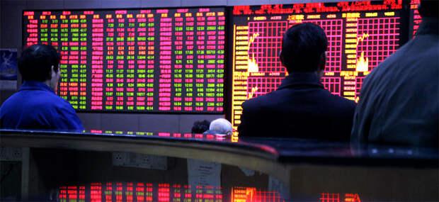 Китай укрепляет рубль