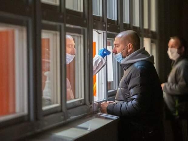 В России резко подскочило суточное число заболевших коронавирусом