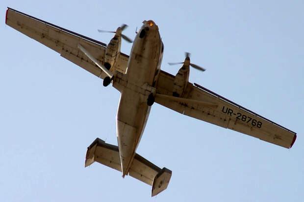 Самолёт Ан-28 с пассажирами на борту пропал в Томской области