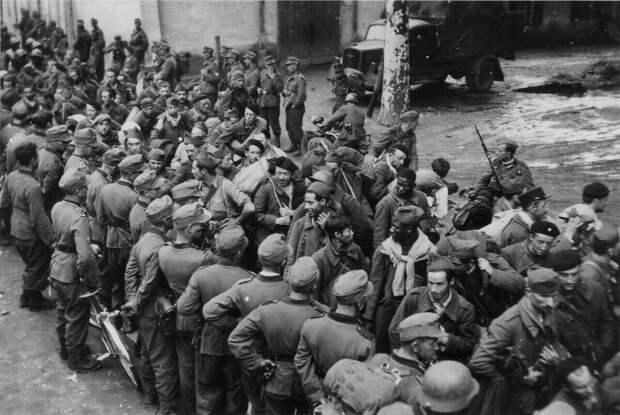Разгром Франции, 1940 год.