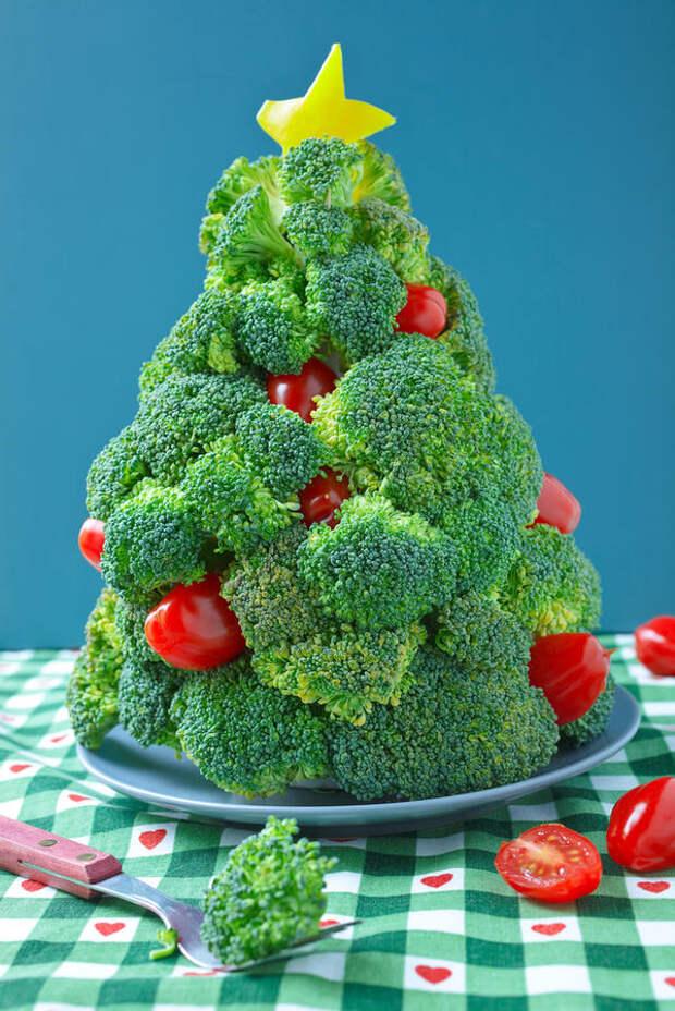 Такая елка явно придется по вкусу символу наступающего года