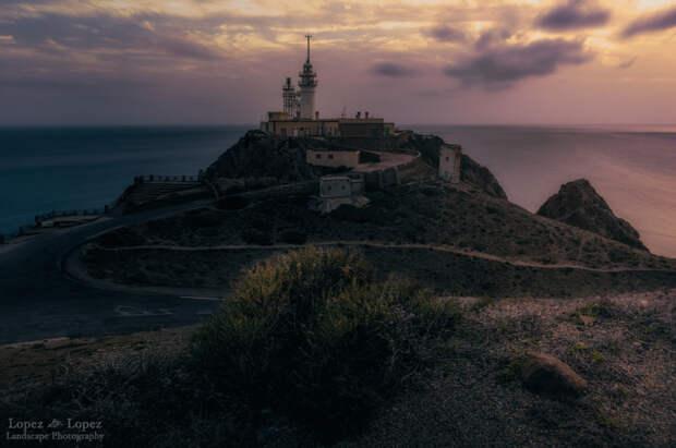 The Lighthouse by Juan Lopez Lopez on 500px.com