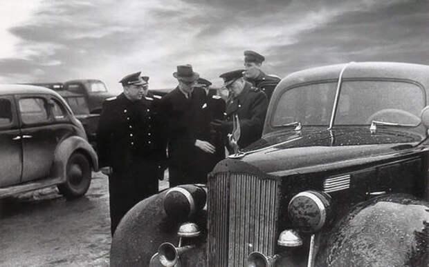Колеса Страны Советов: на чем ездили первые лица СССР