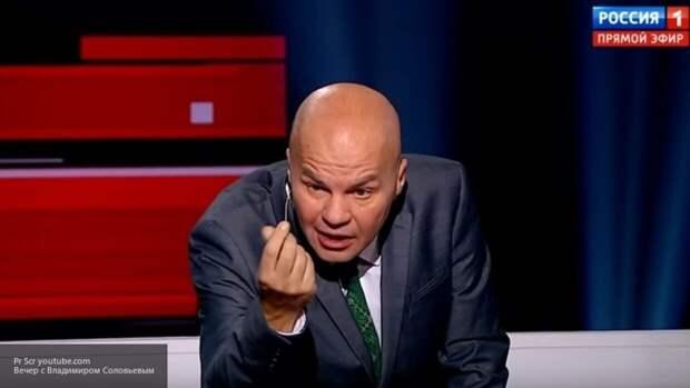 Изгнанный с российского телевидения Ковтун впервые за долгое время напомнил о себе
