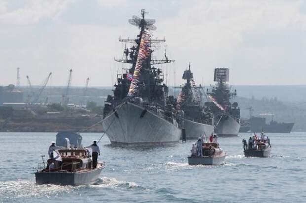 Черноморский флот пополнился новым судном