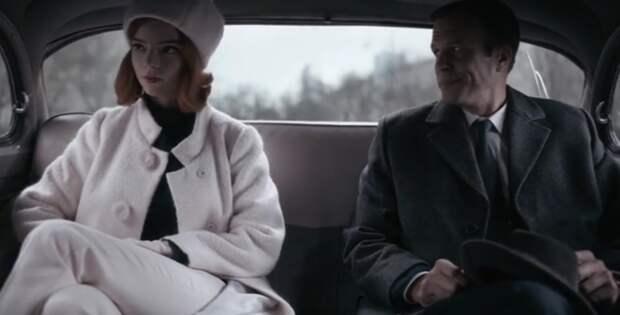 Почему главная героиня сериала «Ход королевы» осталась в СССР
