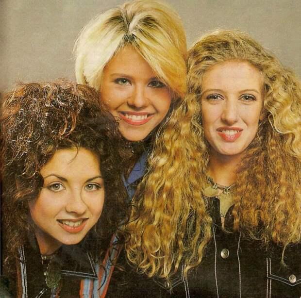 До боли знакомые лица из 90-х. Помните их?
