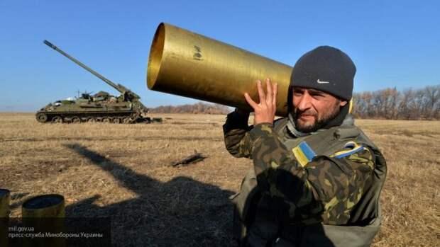 Украинская националистка пообещала «овладеть» Донбассом и въехать в Донецк на САУ