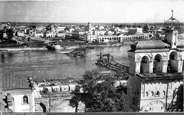 Воспоминания археолога Н.Я. Мерперта о Великой Отечественной войне