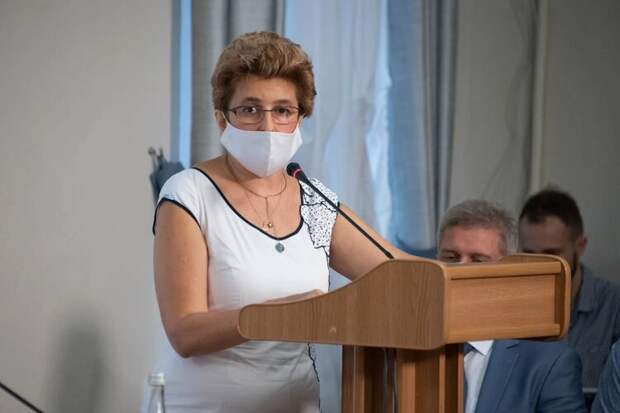 Главу департамента науки Севастополя наказали за необщительность