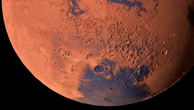 Ученые определили, когда высохла вода на Марсе