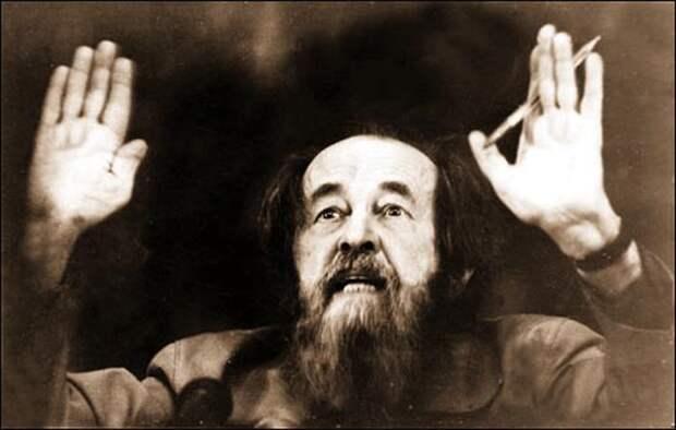 Как Солженицын хотел обустраивать Россию: рецепты, поставившие страну на грань гибели