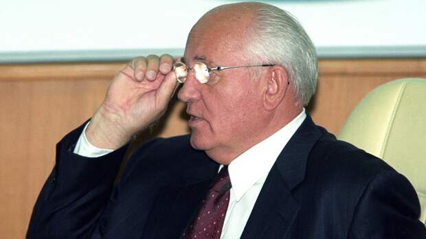 """Горбачёв рассказал о получении Нобелевки: """"Раньше было по блату"""""""