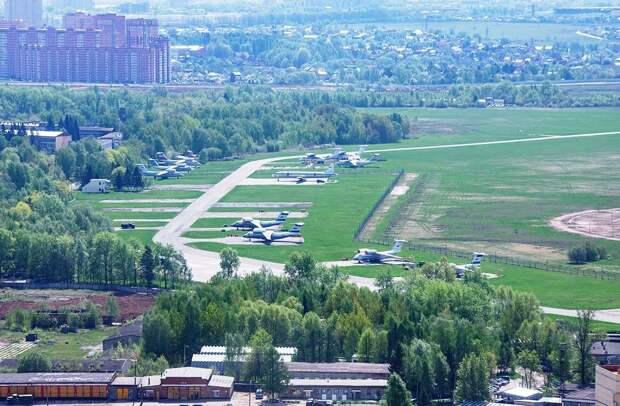 Минобороны готово продать Москве аэродром Остафьево