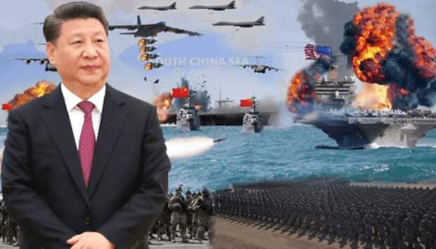 Си Цзиньпин приказал армии готовиться к войне