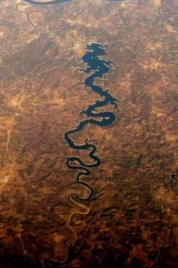 Река Оделейте