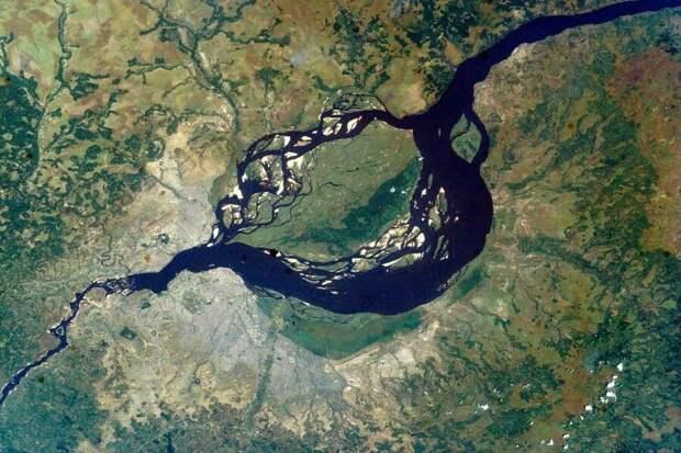 Река Конго (бывший Заир)