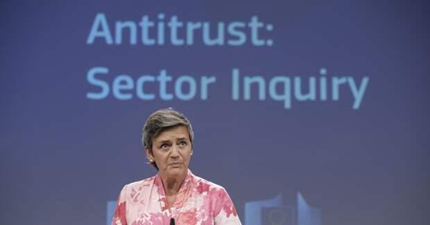 Google  попал под очередное антимонопольное расследование в Европе