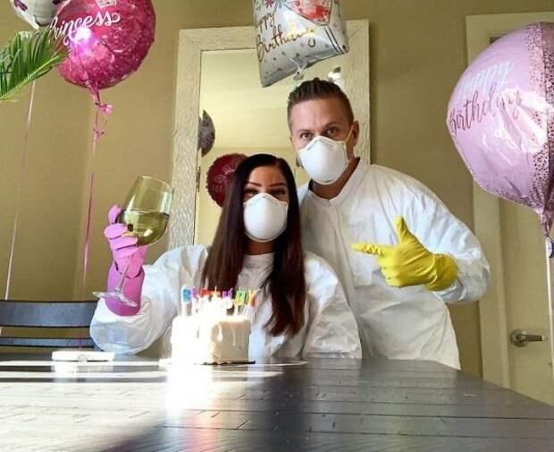 Коронавирус — не помеха, или Как люди празднуют свои дни рождения во время пандемии