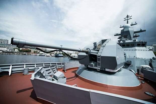 Перспективы корабельной артиллерии главного калибра в XXI веке