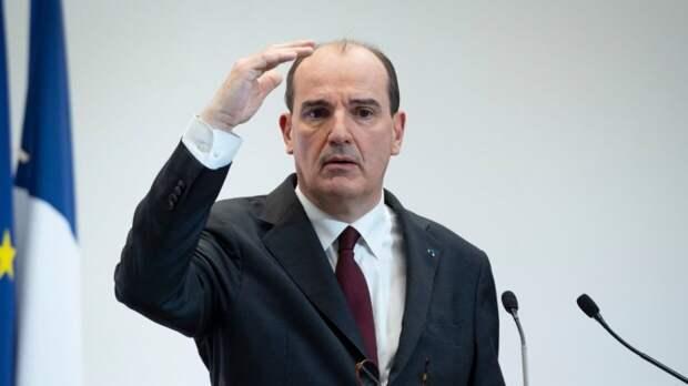 Премьер-министр Франции счел терактом нападение на сотрудницу полиции в Париже