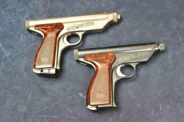 Пистолет Леркера и Куппини: почему успешное оружие для самообороны запретили
