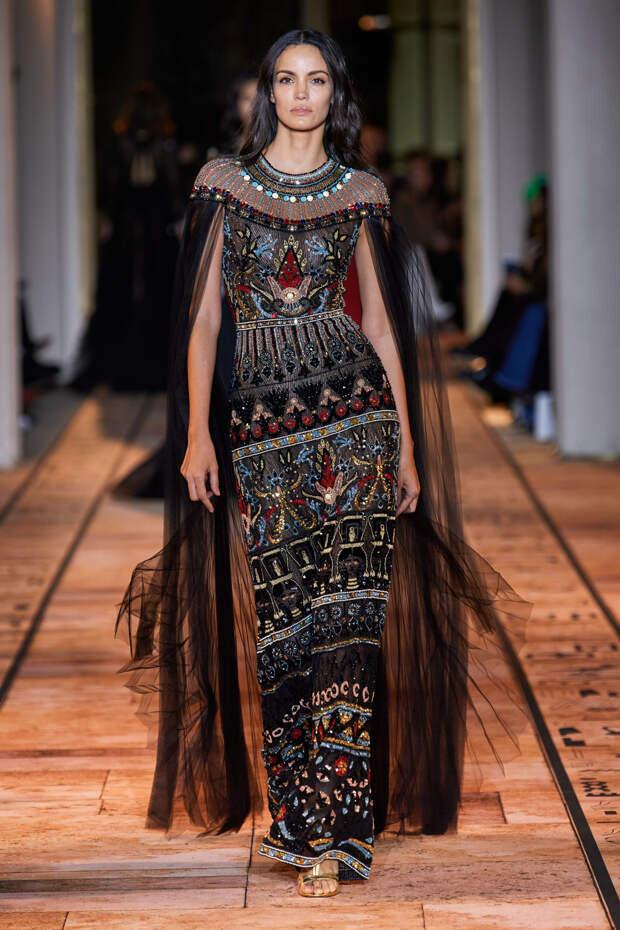 Новая коллекция Zuhair Murad как ода древнеегипетским царицам - фото 19