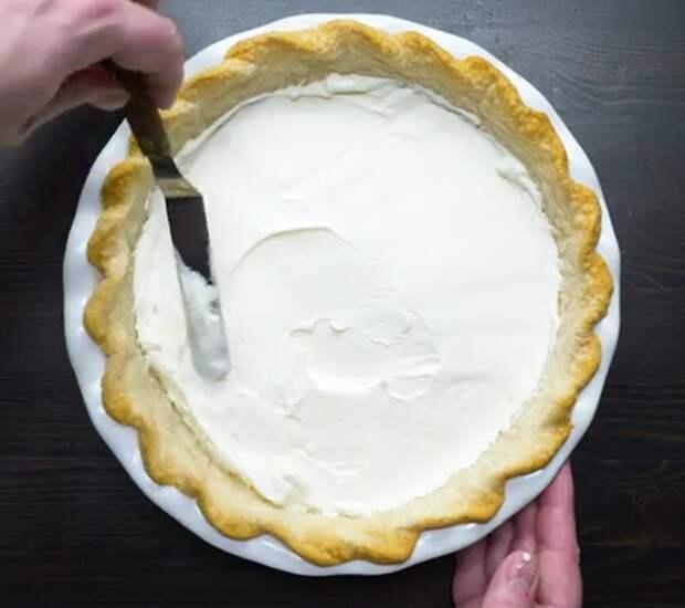 Восхитительный лимонный пирог и как его приготовить