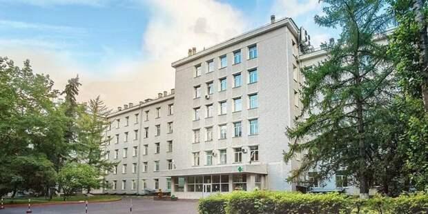 Собянин оценил итоги капремонта Московского городского спинального центра. Фото: mos.ru