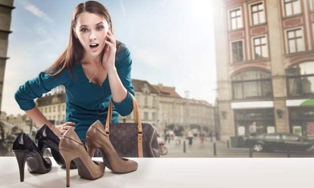 Блог Павла Аксенова. Анекдоты от Пафнутия про шопинг. Фото Konrad Bak - Depositphotos