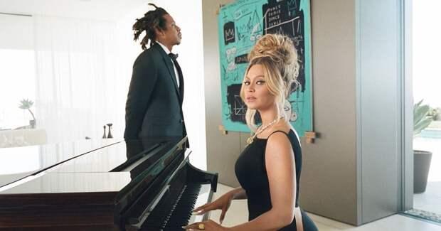 Бриллиант, Beyoncé и Jay Z: Tiffany & Co представила новую рекламную кампанию