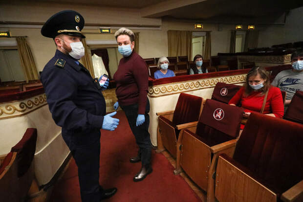 Концерты и спектакли в Москве будут проводить в формате COVID-free