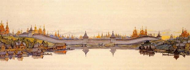 Средневековая Москва в реконструкциях профессора Михаила Кудрявцева