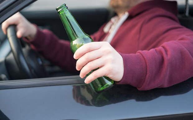 18 тысяч пьяных за рулем - столько поймали всего за три месяца