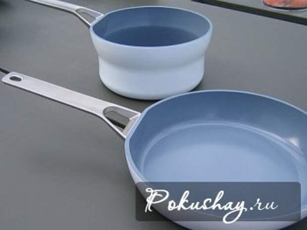 Керамические сковороды: посуда сегодняшнего дня