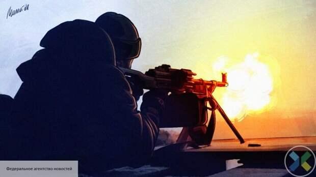 ВСУ за сутки четыре раза нарушили режим перемирия