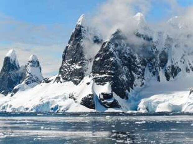 Ученые сделали невероятную находку подо льдом Антарктиды