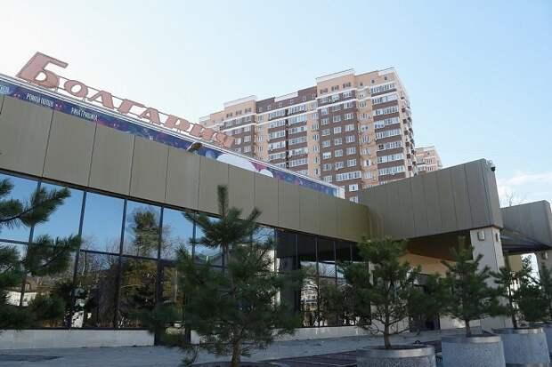 В здании кинотеатра «Болгария» в Краснодаре сделают молодежный центр