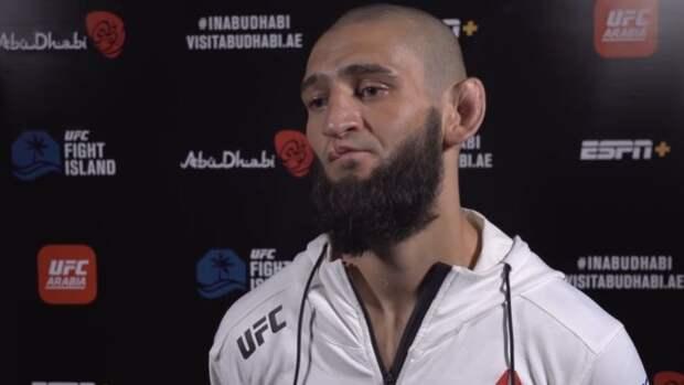 Боец UFC Чимаев рассказал об отсутствии денег на лечение тети: «Она умерла. Моя цель — больше не допускать такого»