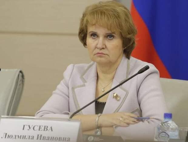 Депутат МГД Людмила Гусева рассказала о поддержке предпринимателей в период пандемии