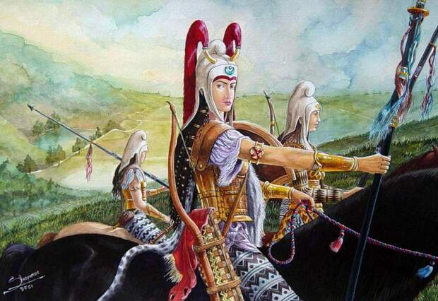 Загадка и мистика Мамаева кургана
