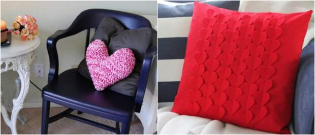 Сердечные подушки