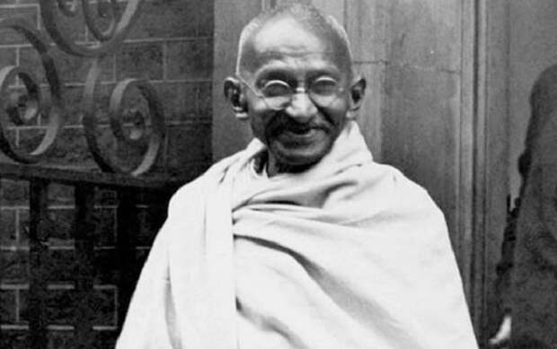 В Индии неизвестные похитили останки Махатмы Ганди и оставили послание