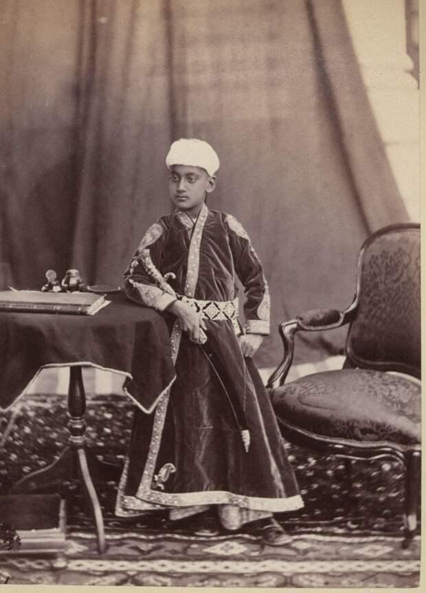 Albom fotografii indiiskih vzgliadov liudei 2
