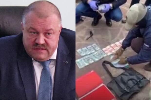 «Золотой чемоданчик»: вСети появилось видео обыска мэра Усть-Кута