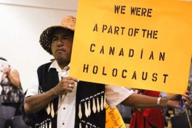 Канадский холокост