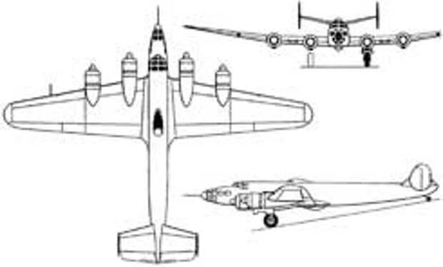 Самолет Bloch MB.162